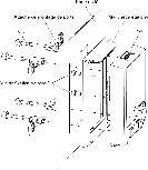 G120P-Door-Kit  Door Mounting Kit for OP 6SL3256-6AP00-0JA0