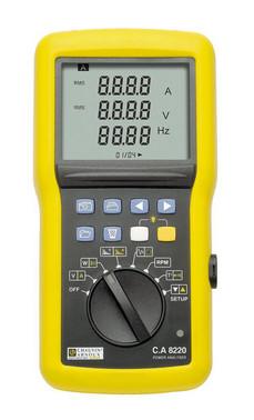 CA 8220 energy analyzer 5706445291441