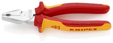 Knipex kombinationstang kraft 180 mm 02 06 180