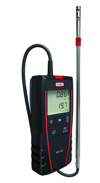 Varmetrådsanemometer VT110 5703534400104