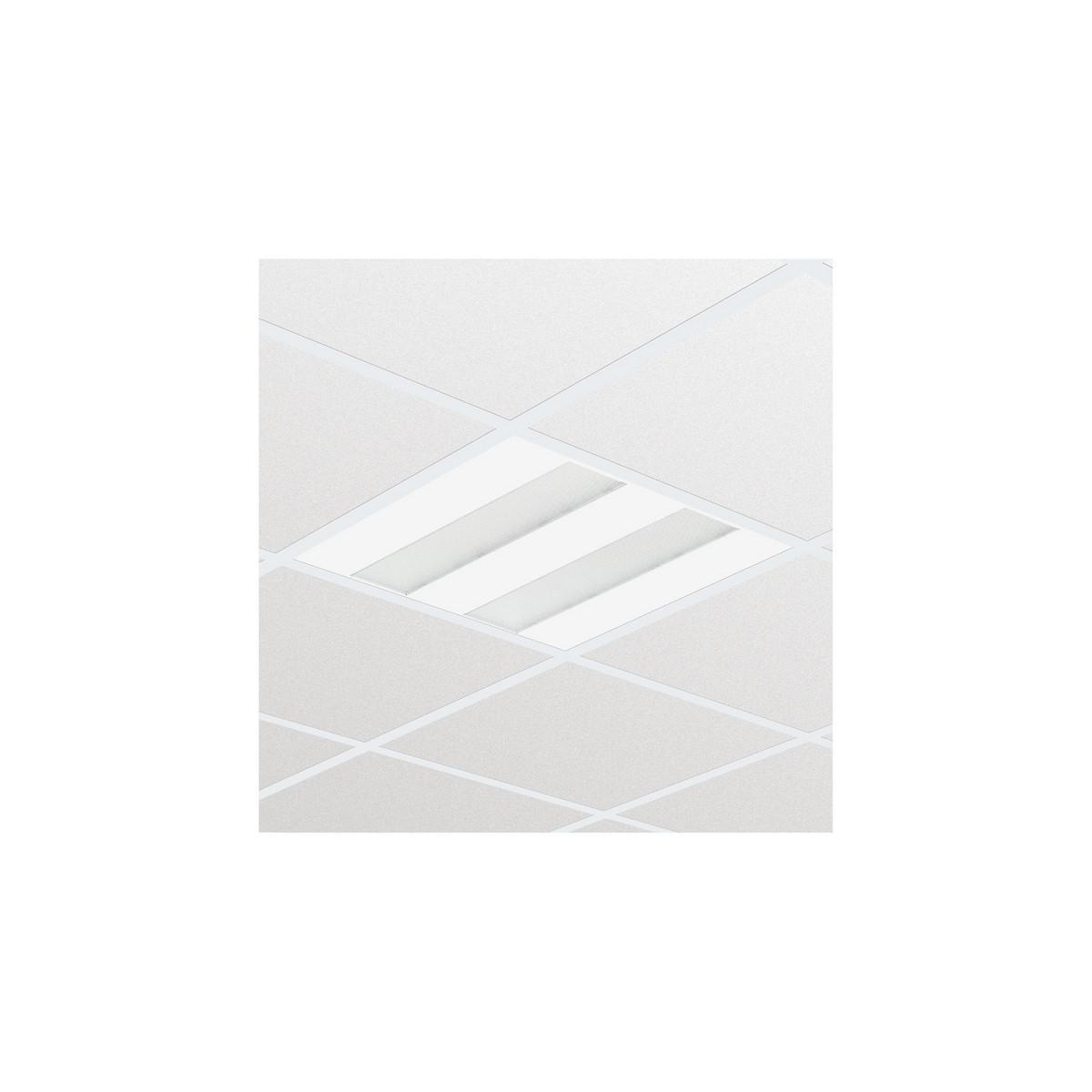 Philips FlexBlend Indbyg RC340B LED 4200lm/940 DALI 60x60 Synlig T-skinne PCS-optik