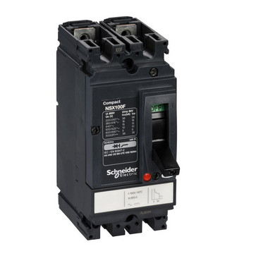 Maksimalafbryder DC NSX100F 100A 2P LV438600