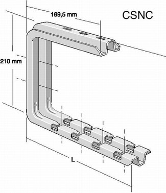 Fasc150Gc - Fas C Bracket (Csnc150Gc) 556313