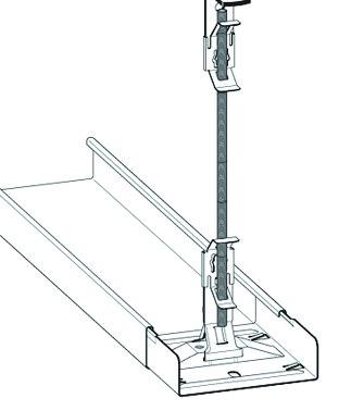 Gevindstang rustfri M10 (L=3M) 928R