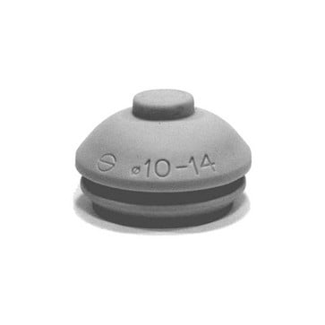 Membrane nipple m20/PG13,5 grey 440G0105