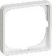 LK FUGA Baseline 50 ramme 1 modul, hvid 1017036943