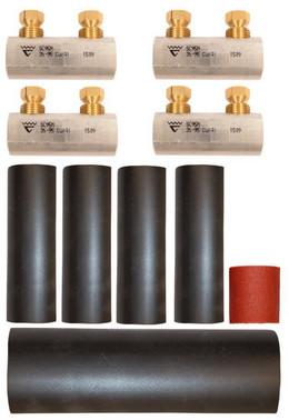 Skruemuffekit, komplet 50-95mm² 7321-007200