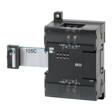 I/O-udvidelse enhed, 8x24VDC indgange CP1W-8ED 670916