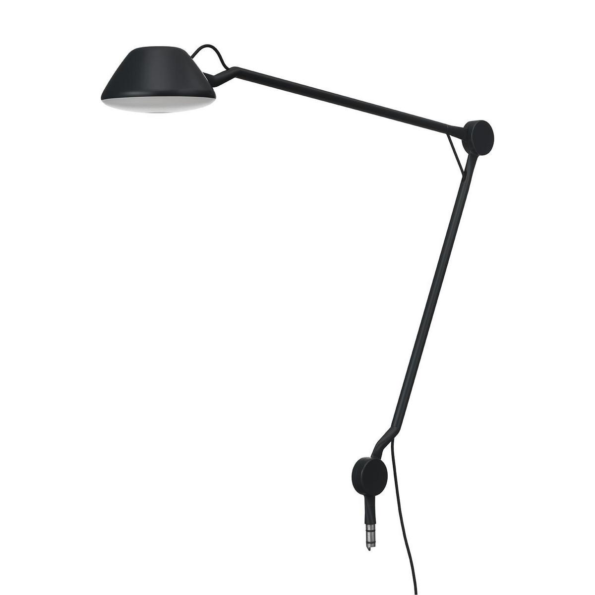 AQ01 Bordlampe sort