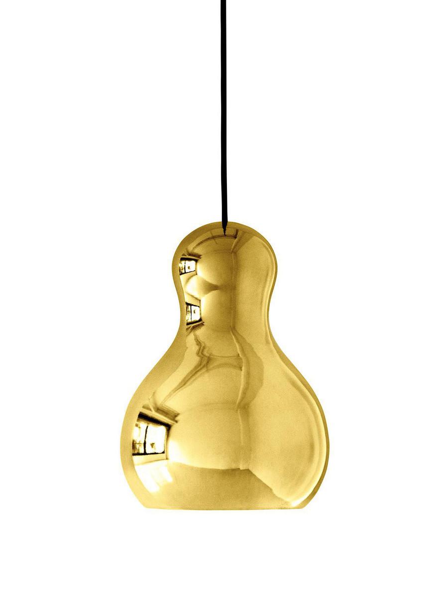 LY-Calabash gold P2 pendel