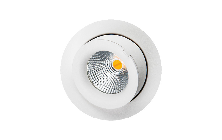 Junistar Exclusive Hvid 6W LED DimToWarm