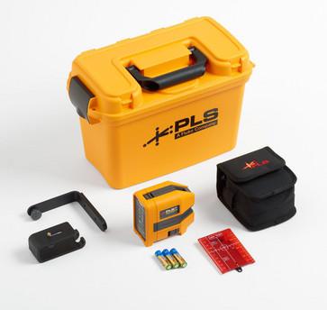 PLS 3R KIT,3-Point Red Laser Kit 5009357