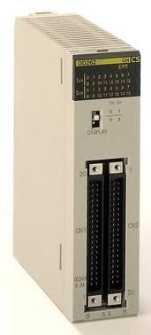 Digital udgangsenhed, 64xtransistor udgange, PNP med kortslutningsbeskyttelse, 0,3A, 24VDC CS1W-OD262 135626