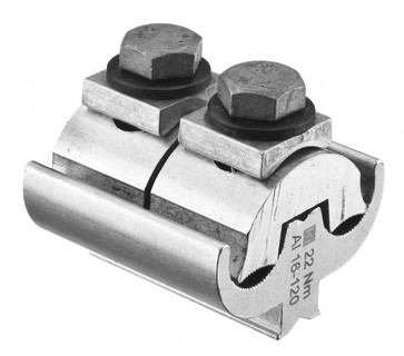 Ouneva parallel klemme Al/Al 16-50 mm² m fjeder VF01-0003