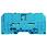 Kabelskoklemme WFF 70 wemid blå 102848 1028480000 miniature