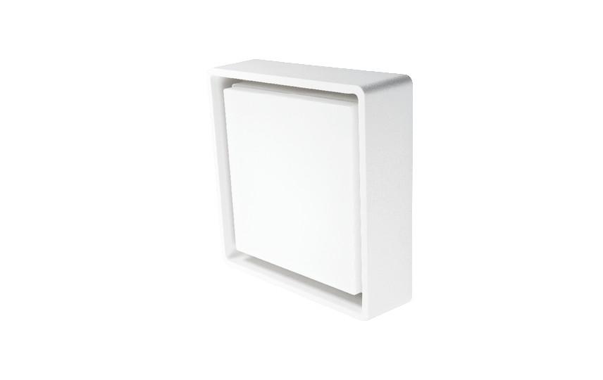 Frame Square Hvid LED 3000K