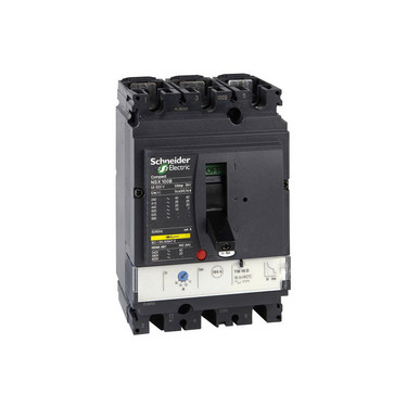 Maksimalafbryder NSX160B+TM160D 3P3D LV430310
