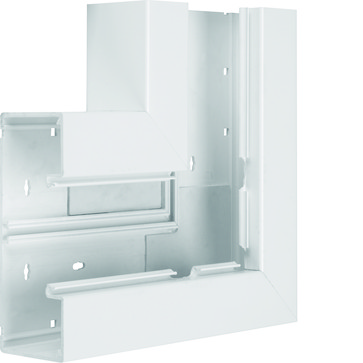 Fladvinkel plast for BR65170 RAL 9016 BR6517059016