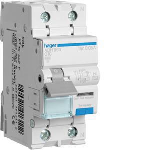 HPFI /automat kombi 1P+N 25A/C Hi ADH975