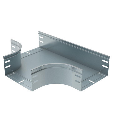 P31 t-stykke 100x200 varmgalvaniseret 482282
