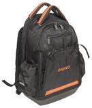 Bahco elektriker-rygsæk med vandtæt plastbund
