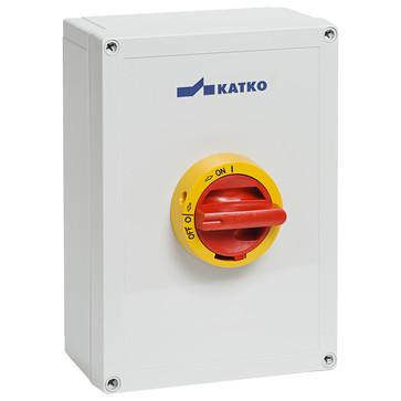 Katko Safety switch 4 Pole 125A KUM4125U-YR