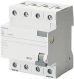 HPFI 4-polet type A 40A 30 mA 400VAC