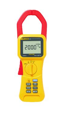 Fluke 353 sand RMS 2000 A tangmeter 2840252