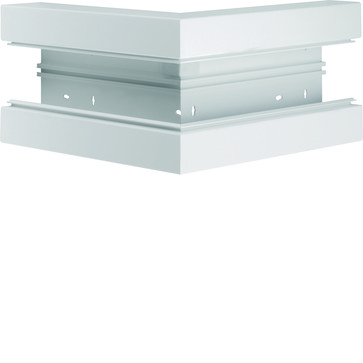 Udvendigt hjørne plast for BR65170 RAL 9016 BR6517039016