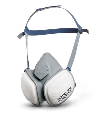 Moldex halvmaske 5430 01 FFA1B1E1K1P3 R D Compact Mask 543001