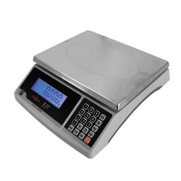 Pakkevægt 6 kg / inddeling 0,2 g med tællefunktion og LCD display 18560340