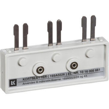 LK Kortslutter for FM-s, IM-s, PM150, UM-s, PME150-s og UMs-ie 169A0226