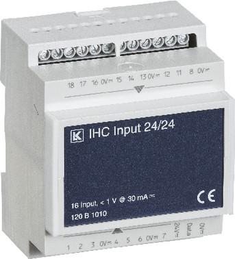 IHC Input modul 24/24, 24VDC 120B1010