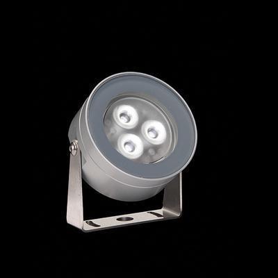 Martina 3X1W LED sort, 10519012.04