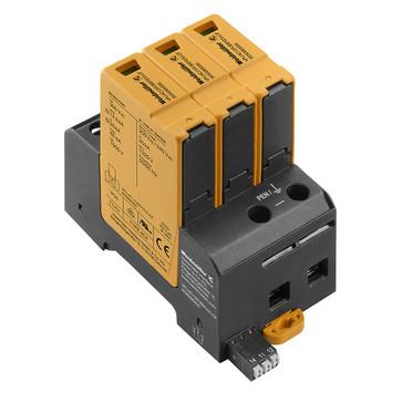 Transientbeskyttelse VPU AC I 3 R 300/12.5 LCF 2636980000