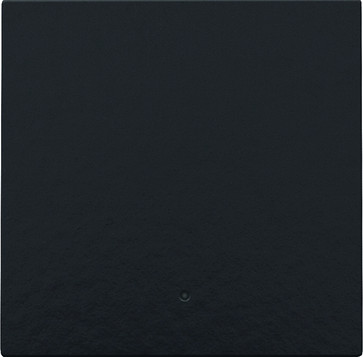 Tangent til smart tryk med linse, Bakelite® piano black coated 200-32002