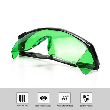 Laser goggle for green lasers 5706445677023