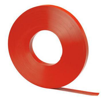 Markeringsbånd rød 25x0,3mm rulle 250m FT-MBÅND-25X0,3-RØD-RL250