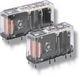 Sokkel, DIN-skinne/overflademontering, 10 pin, skrueklemmer, for G7SA 4 relæer LED-indikator P7SA-10F-ND DC24 7865367716