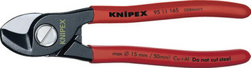 Cable Shears plastic coated 165 mm 95 11 165