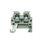 Gennemgangsklemme WDU 2,5N 102370 1023700000 miniature