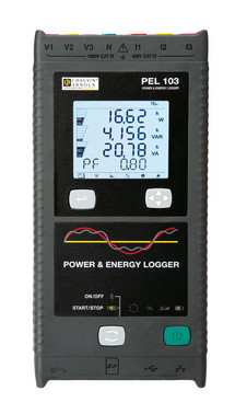 CA PEL 103 power energy logger 5706445292776