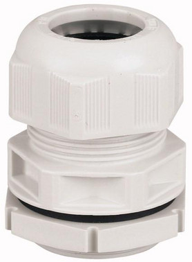 Cable gland, M25, RAL 7035, IP68_x 206911