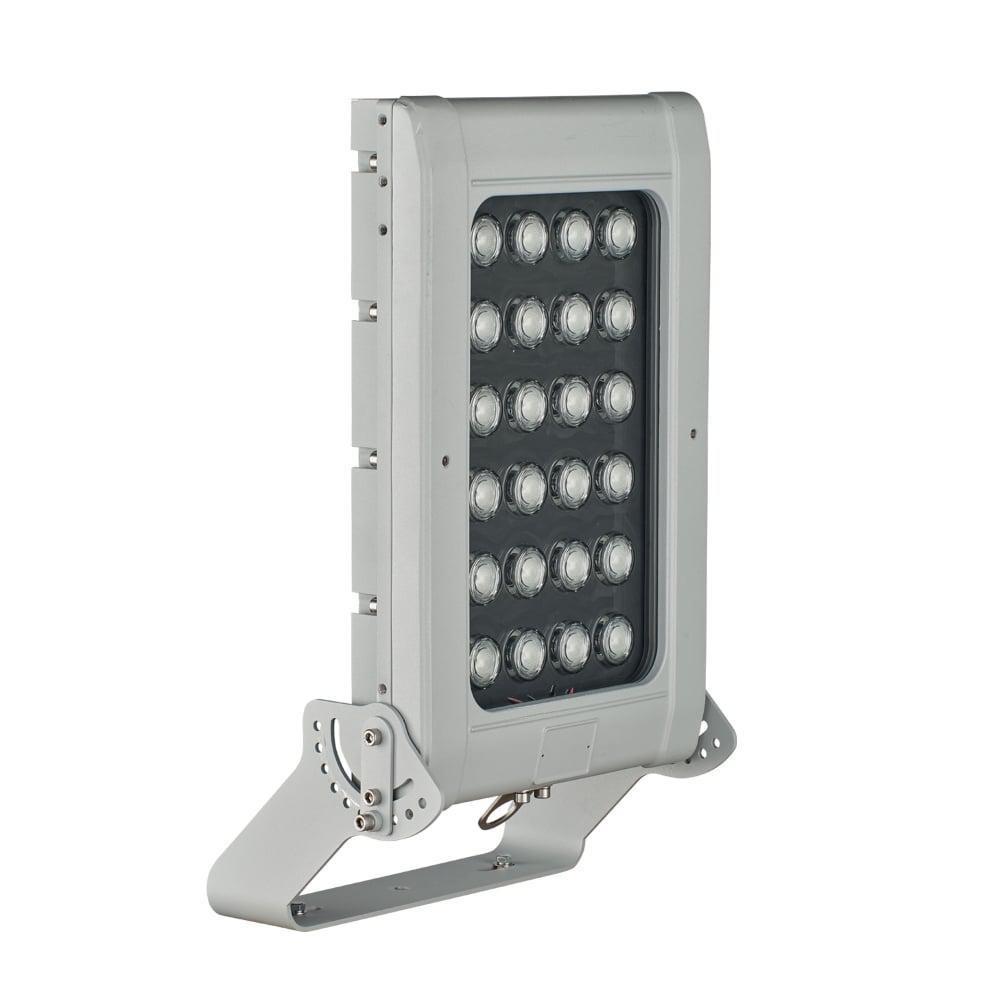 SPARTAN High Power Floodlight, Zone 1/21 (IIB), White-Light, 10000 lumens 90°x90° beam