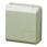 CEE stikdåse påbygning 3 polet 16A 110V IP4 4111 4111 miniature