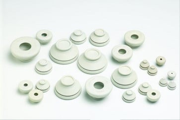 Membrane cable gland for hole size 40,5mm., FEM 19-28 3545084
