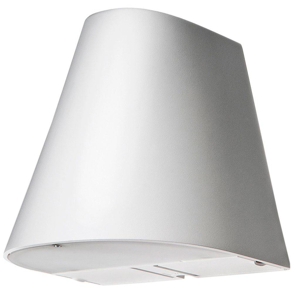 Spike Mat-Hvid 19W 1100 LED 3000K m/Uplight