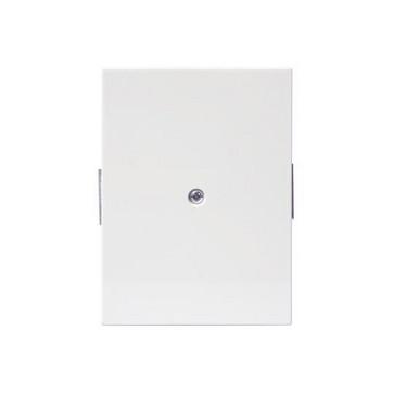 Blænddæksel (semi-komplet) 100 mm 1M Hvid 2TKA000848G1