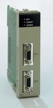 Seriel kommunikation bord, 2xRS-232C-porte, understøtter protokollenmAkro backup fra hukommelseskortet CS1W-SCB21-V1 296510