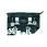 Sikringsklemme WSI 4/2/LD 10-36V AC/DC 1880410000 miniature